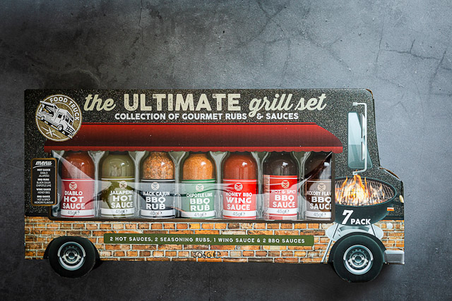 The Ultimate Grill Food Truck